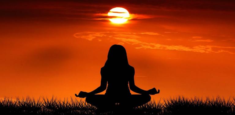 Meditation via zoom with Kate Curtis